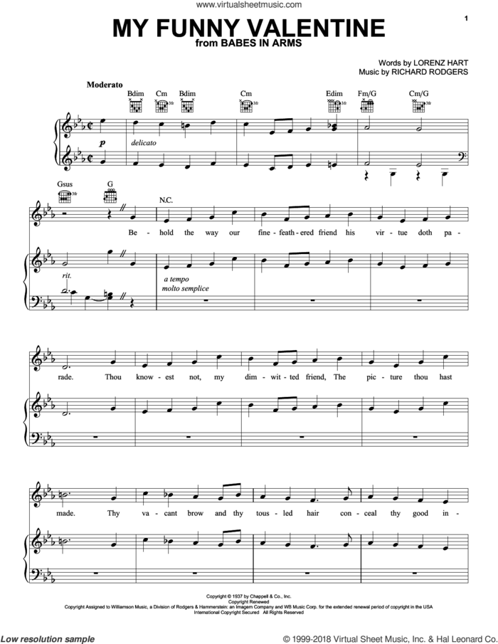 Rodgers and Hart Favorites (complete set of parts) sheet music for voice, piano or guitar by Richard Rodgers, Various Artists, Babes In Arms (Musical), Charlie Byrd, Frank Sinatra, Jane Monheit, Lorenz Hart, Rodgers & Hart, Ruby Braff, Sammy Davis, Jr. and Stacey Kent, intermediate skill level