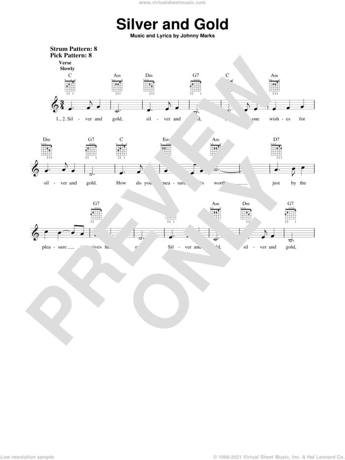 Peter Gunn sheet music for trombone solo by Henry Mancini, intermediate skill level