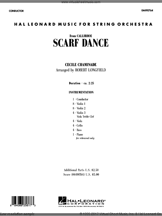 Scarf Dance (from