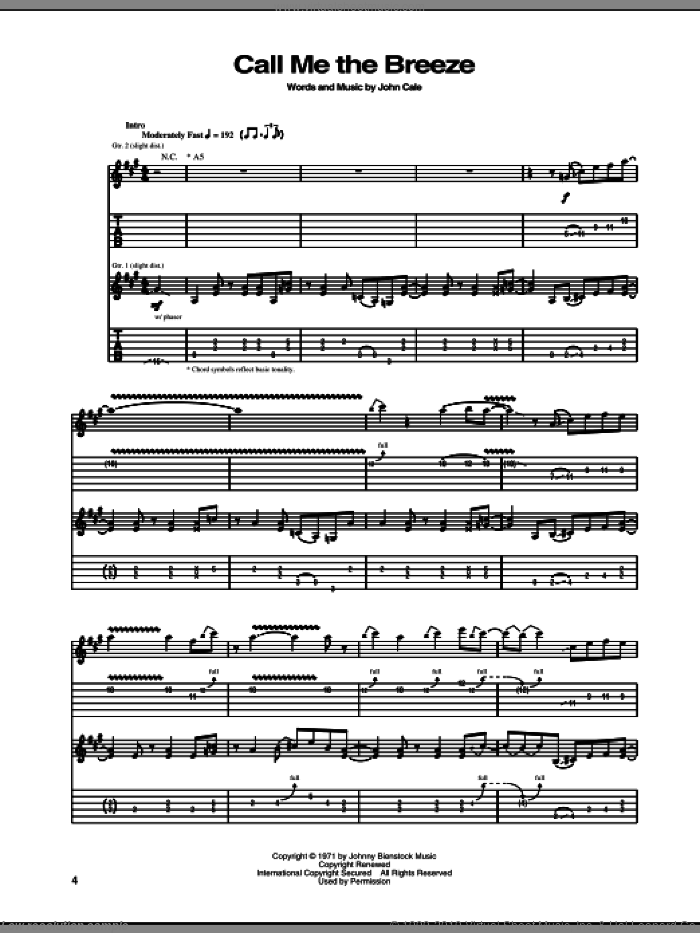 Blues At Sunrise sheet music for guitar (tablature) by Stevie Ray Vaughan and Albert King, intermediate skill level