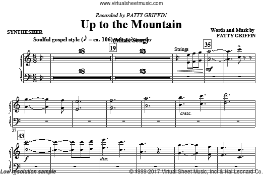Up To The Mountain (MLK Song) (COMPLETE) sheet music for orchestra by Mac Huff
