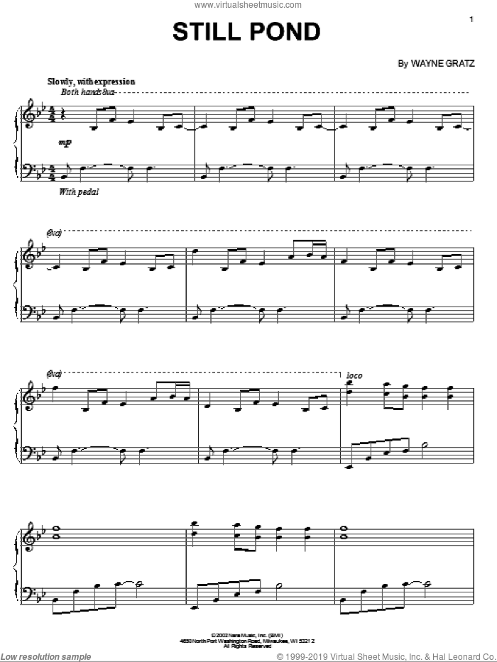 still by dre piano sheet music pdf