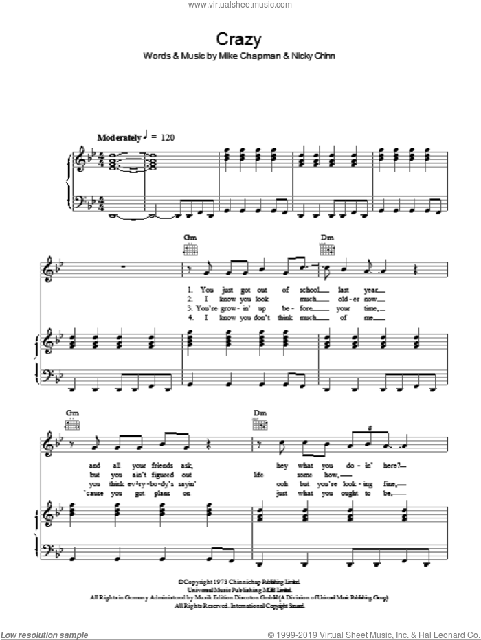 Heart Vacancy sheet music for voice, piano or guitar by Wayne Hector