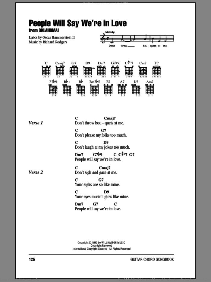 Beautiful Love Guitar Chords Illustration - Basic Guitar Chords For ...