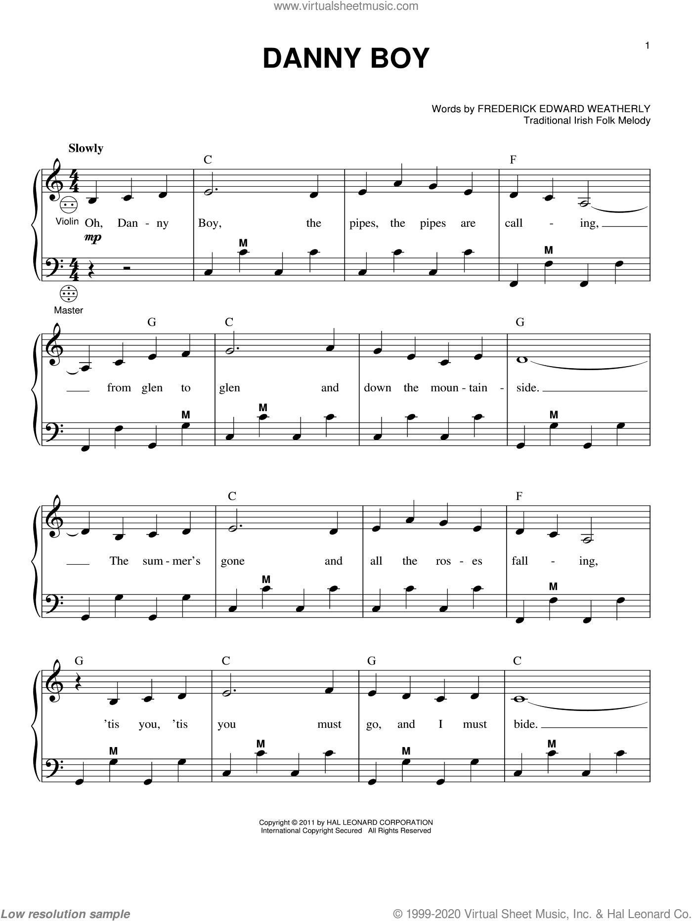 irish eyes sheet music pdf