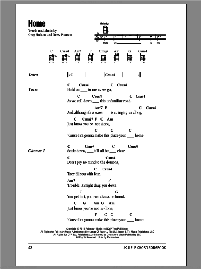 Home Sheet Music Phillip Phillips Erkalnathandedecker