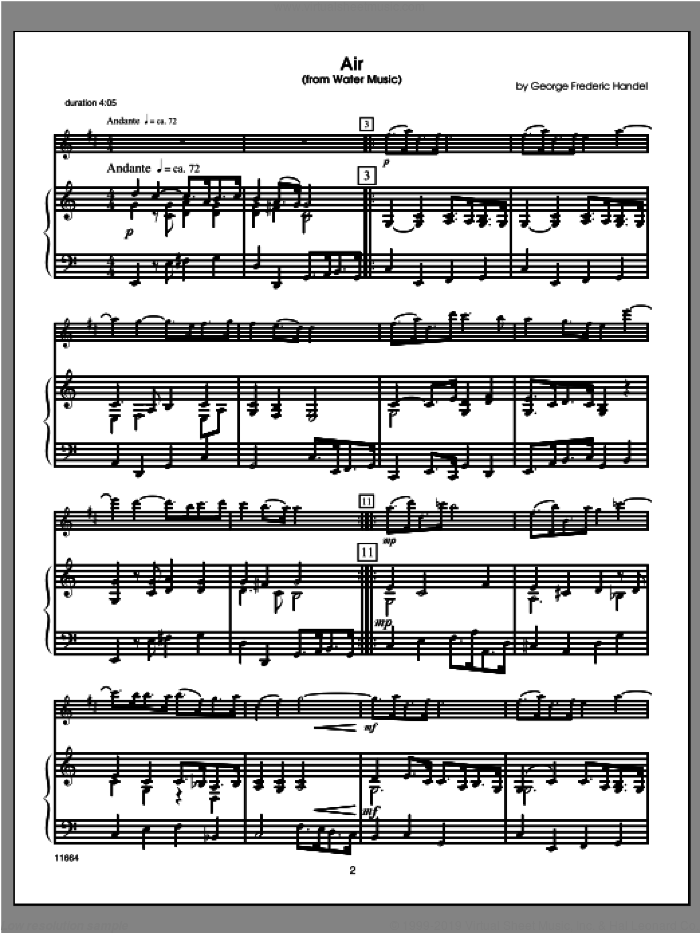 Wedding Masterworks, tenor sax sheet music for tenor saxophone and piano (piano/score) by Halferty