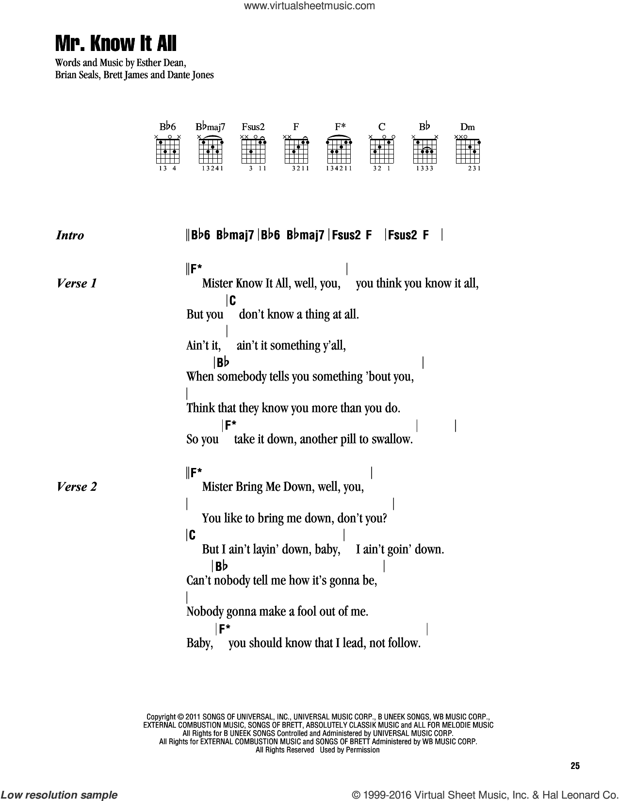 Guitar chords for seven nation army image collections guitar mr jones guitar chords images guitar chords examples clarkson mr know it all sheet music for hexwebz Image collections