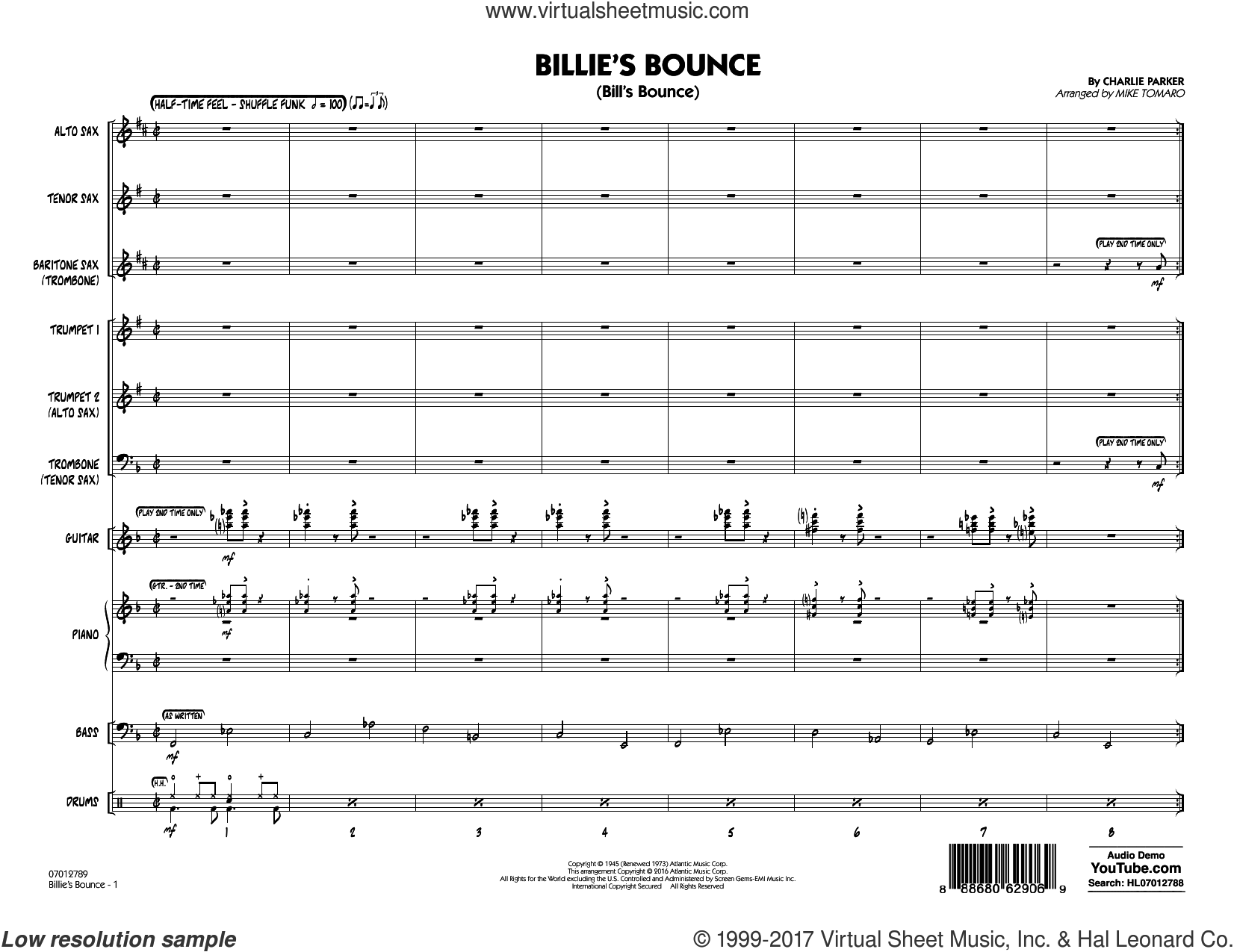 new orleans brass band sheet music pdf