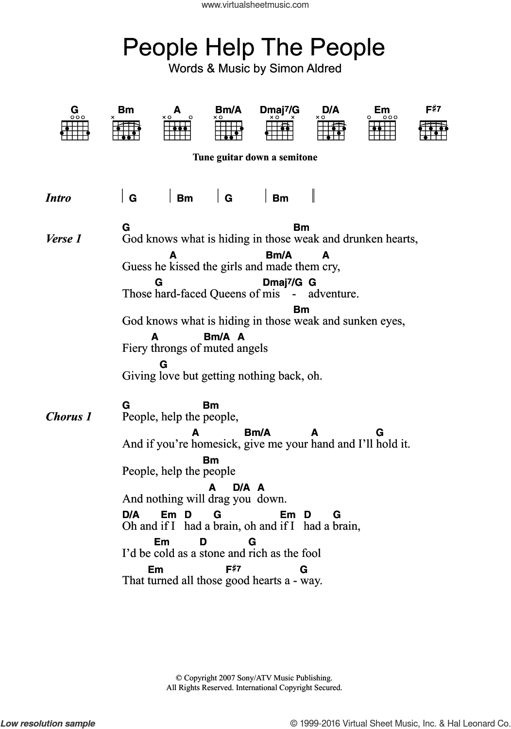 Damien rice guitar chords gallery guitar chords examples ghost people help the people sheet music for guitar chords people help the people sheet music hexwebz Images