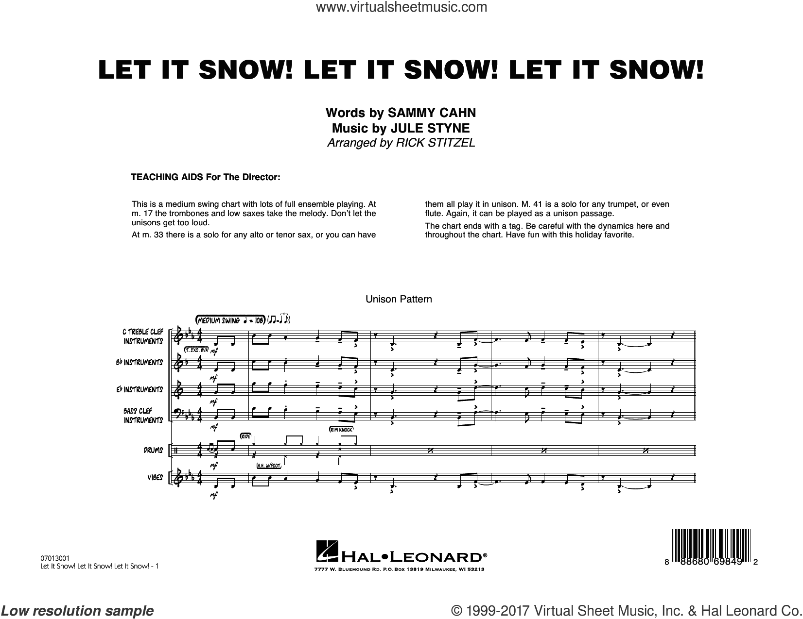 Free Jazz Band Music Pdf