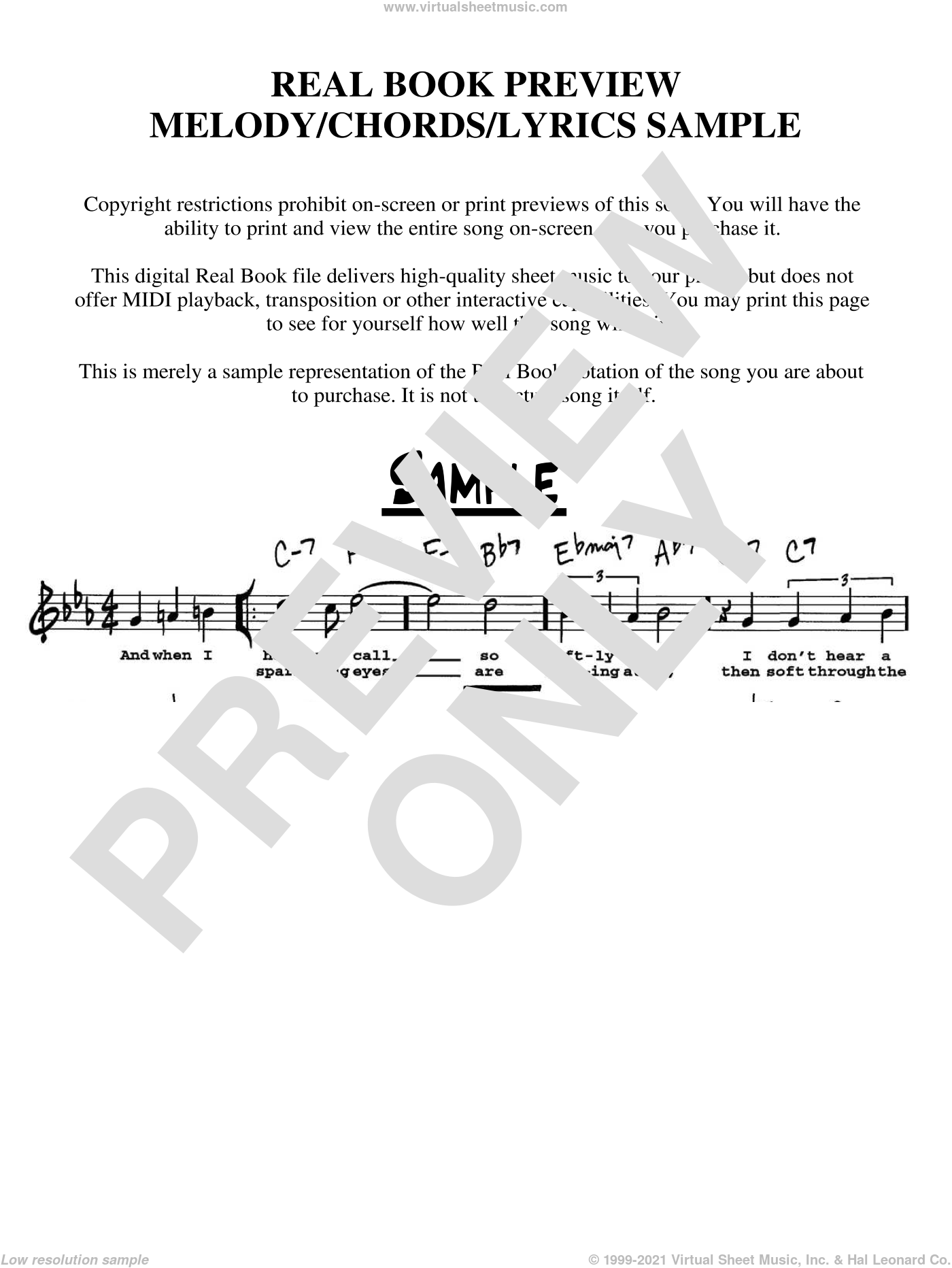 After You've Gone sheet music for voice and other instruments (Vocal Volume 2) by Turner Layton