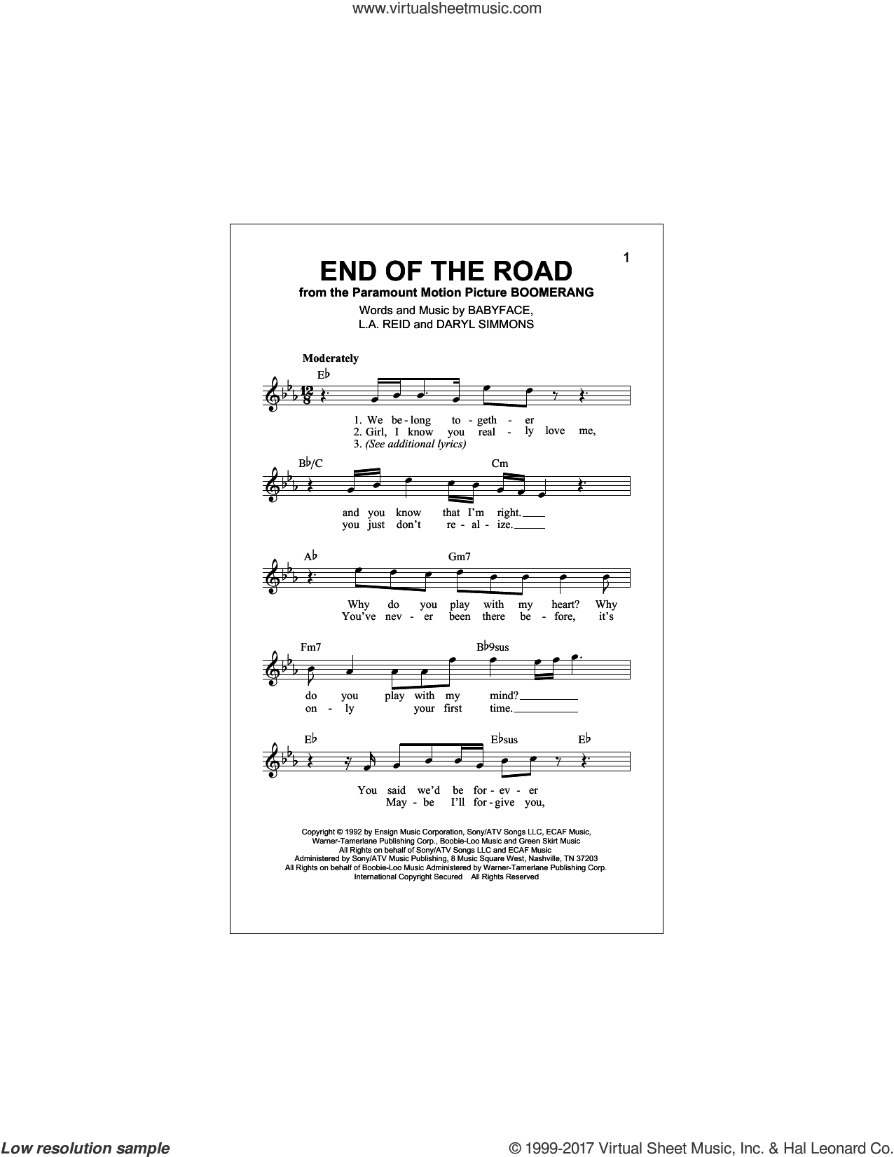 Boyz ii men end of the road watch for free or download video.