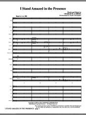 Cover icon of I Stand Amazed In The Presence (COMPLETE) sheet music for orchestra/band (Orchestra) by Charles H. Gabriel and Keith Christopher, intermediate skill level