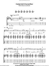 Cover icon of Candy And A Currant Bun sheet music for guitar (tablature) by Pink Floyd and Syd Barrett, intermediate skill level