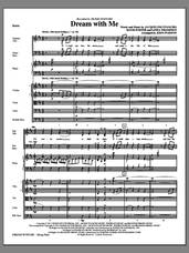Cover icon of Dream With Me (complete set of parts) sheet music for orchestra/band (Strings) by David Foster, Jacqueline Evancho, Linda Thompson, Jackie Evancho and John Purifoy, intermediate skill level