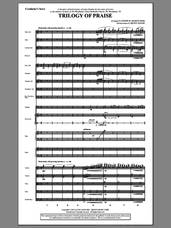 Cover icon of Trilogy Of Praise (complete set of parts) sheet music for orchestra/band (Orchestration) by Joseph M. Martin, intermediate skill level