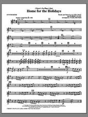 Cover icon of (There's No Place Like) Home for the Holidays (complete set of parts) sheet music for orchestra/band (Rhythm) by Mark Brymer and Perry Como, intermediate skill level