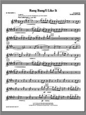 Cover icon of Bang Bang/I Like It (complete set of parts) sheet music for orchestra/band by David Sanborn, Jimmy Sabater, Joe Cuba and Mark Brymer, intermediate skill level