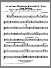 Cover icon of How to Succeed In Business Without Really Trying (Medley) sheet music for orchestra/band (Bb trumpet 1) by Mark Brymer, intermediate skill level