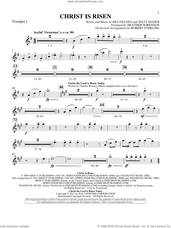 Cover icon of The Beautiful Christ (An Easter Celebration Of Grace) sheet music for orchestra/band (Bb trumpet 1) by Heather Sorenson, intermediate skill level