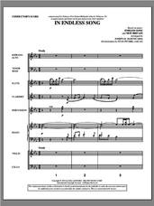 Cover icon of In Endless Song (complete set of parts) sheet music for orchestra/band (Orchestra) by Joseph M. Martin, intermediate skill level
