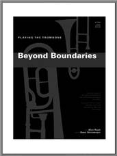 Cover icon of Beyond Boundaries sheet music for trombone solo by Steinmeyer & Raph, classical score, intermediate skill level