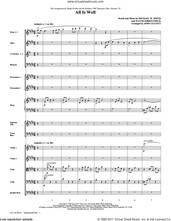 Cover icon of All Is Well (complete set of parts) sheet music for orchestra/band (chamber ensemble) by John Leavitt, Michael W. Smith and Wayne Kirkpatrick, intermediate skill level