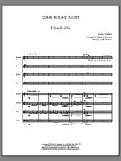Cover icon of Come 'Round Right; A Folk Song Suite (COMPLETE) sheet music for orchestra/band by Judith Clurman and Sally Lamb McCune, intermediate skill level