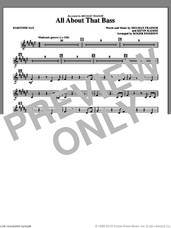 Cover icon of All About That Bass (arr. Roger Emerson) (complete set of parts) sheet music for orchestra/band by Roger Emerson, Kevin Kadish, Meghan Trainer and Meghan Trainor, intermediate skill level