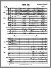 Cover icon of Cherry Juice (COMPLETE) sheet music for jazz band by Thad Jones, intermediate skill level