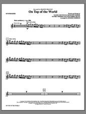 Cover icon of On Top of the World (complete set of parts) sheet music for orchestra/band by Roger Emerson, Alexander Grant, Benjamin McKee, Daniel Reynolds, Daniel Sermon and Imagine Dragons, intermediate skill level