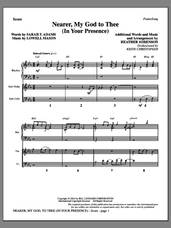 Cover icon of Nearer, My God, to Thee (COMPLETE) sheet music for orchestra/band by Heather Sorenson, Lowell Mason and Sarah F. Adams, intermediate skill level