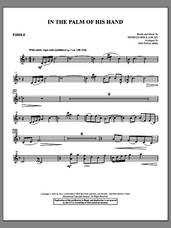Cover icon of In the Palm of His Hand (complete set of parts) sheet music for orchestra/band by Jon Paige and Patricia Mock, intermediate skill level