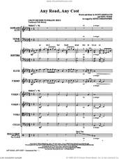 Cover icon of Any Road, Any Cost (arr. Keith Christopher) (complete set of parts) sheet music for orchestra/band (chamber ensemble) by Tony Wood, Scott Krippayne, Keith Christopher and Point Of Grace, intermediate skill level