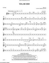 Cover icon of Yes, He Did! (complete set of parts) sheet music for orchestra/band by J. Paul Williams and Lloyd Larson, intermediate skill level