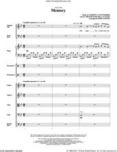 Cover icon of Memory (from Cats) (arr. John Leavitt) (COMPLETE) sheet music for orchestra/band by Andrew Lloyd Webber, Barbra Streisand, John Leavitt and Trevor Nunn, wedding score, intermediate skill level