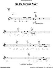 Cover icon of On The Turning Away sheet music for ukulele by Pink Floyd, Anthony John Moore and David Jon Gilmour, intermediate skill level
