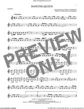 Cover icon of Dancing Queen sheet music for trumpet solo by ABBA, Benny Andersson, Bjorn Ulvaeus and Stig Anderson, intermediate skill level