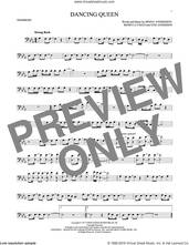 Cover icon of Dancing Queen sheet music for trombone solo by ABBA, Benny Andersson, Bjorn Ulvaeus and Stig Anderson, intermediate skill level