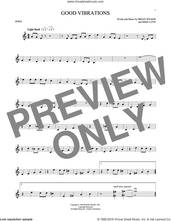 Cover icon of Good Vibrations sheet music for horn solo by The Beach Boys, Brian Wilson and Mike Love, intermediate skill level