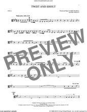 Cover icon of Twist And Shout sheet music for viola solo by The Beatles, The Isley Brothers, Bert Russell and Phil Medley, intermediate skill level