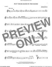Cover icon of Put Your Hand In The Hand sheet music for trumpet solo by Gene MacLellan and MacLellan and Ocean, intermediate skill level