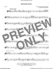 Cover icon of Maggie May sheet music for viola solo by Rod Stewart and Martin Quittenton, intermediate skill level