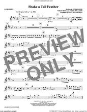 Cover icon of Shake a Tail Feather (complete set of parts) sheet music for orchestra/band by Alan Billingsley, Andre Williams, Otha M. Hayes and Verlie Rice, intermediate skill level