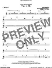 Cover icon of This Is Me (from The Greatest Showman) (arr. Mac Huff) (complete set of parts) sheet music for orchestra/band by Mac Huff, Benj Pasek, Justin Paul and Pasek & Paul, intermediate skill level