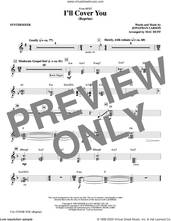 Cover icon of I'll Cover You (Reprise) (complete set of parts) sheet music for orchestra/band by Mac Huff and Jonathan Larson, intermediate skill level