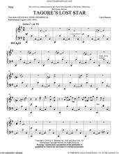 Cover icon of The Ghost's Story sheet music for orchestra/band (marimba) by Dominick DiOrio and Duncan Campbell Scott, intermediate skill level