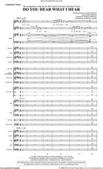Cover icon of Do You Hear What I Hear (arr. Craig Courtney), complete set of parts (COMPLETE) sheet music for orchestra by Gloria Shayne, Craig Courtney and Noel Regney, intermediate skill level