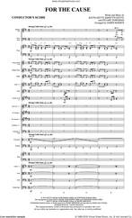 Cover icon of For the Cause (arr. James Koerts) (COMPLETE) sheet music for orchestra by Keith and Kristyn Getty, James Koerts, Keith Getty, Kristyn Getty and Stuart Townend, intermediate skill level
